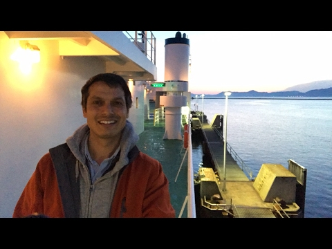 Ferry to Hokkaido: Inside Look