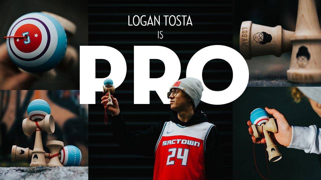 Download Kendama USA Presents - Logan Tosta Pro Announcement
