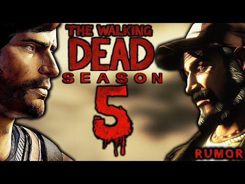 S5 NEW STORY: Javier Returns, Kenny Retcon The Walking Dead Game Season 5 A Fatal Frontier RUMOR TWD