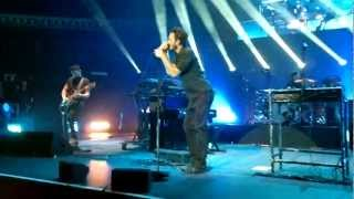 Editors live@RAH 2011 - two hearted spider