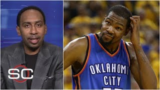 Stephen A. Smith reacts to Kevin Durant joining Warriors | ESPN Archives