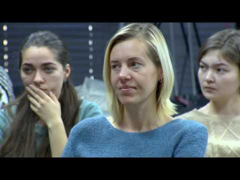 Мастер-класс по видеомэппингу (3D mapping) от Владимира Дронова