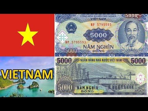 Vietnam 5000 Dong VND