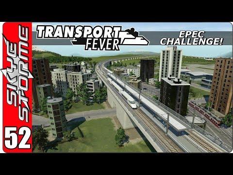 Transport Fever EPEC Challenge Ep 52 - Optimization
