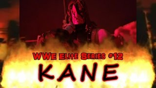 kane wwe elite series 12 inferno match stop motion action figure review