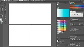 Уроки Adobe Illustrator для начинающих #1 | Рабочая среда и создание документа