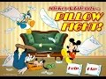 Mickey Mouse Friends in Pillow Fight Games For Kids - Gry Dla Dzieci