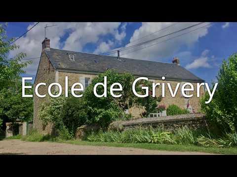 Ecole de Grivery (sélectionnée pour le Prix de l'I-novation pédagogique 2017)