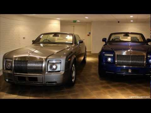 2013 Rolls-Royce Phantom Drophead Coup? Blue