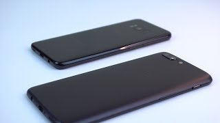 OnePlus 5 vs Galaxy S8