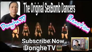 Gambar cover Donghe.TV 📺  reaction video for the Original Sexbomb Dancers