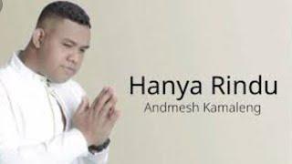 DJ RZ ANDMESH - HANYA RINDU versi DJ santay!!