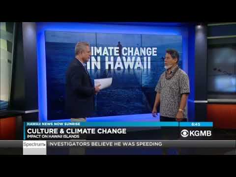Cultural Impacts of Climate Change in Hawaii