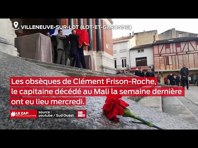 Le zap Nouvelle-Aquitaine du 5 décembre