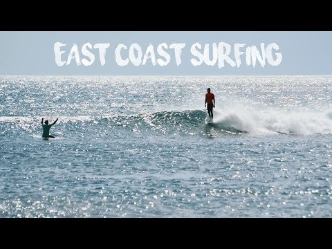 East Coast Surfing - NOVA SCOTIA LOG FEST