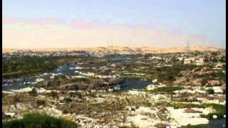 De onafgewerkte obelisk en de Aswan dam.mpg