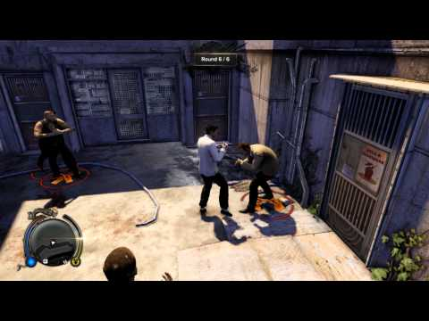 Sleeping Dogs - Martial Arts Club: Central