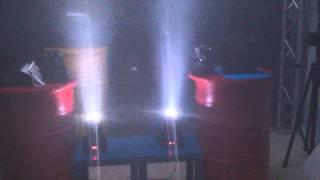Lyre Kool Light WASH 70W 7 LED DE 10W !!!