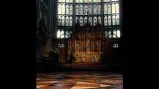 Gloucester Service: Nunc Dimittis