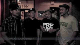 Who is ANAK? Kollaboration SF 2011 Competitor Spotlights