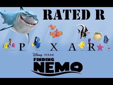 Rated R Pixar: Finding Nemo