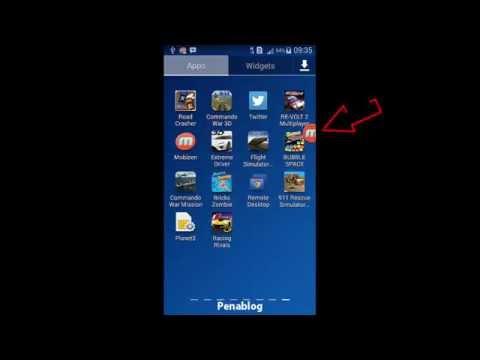 Cara Merekam Layar Android Sebagai Video Tanpa Root - by Penablog