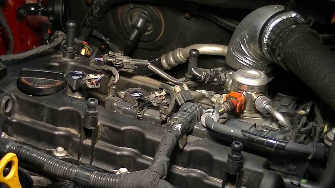 Spark Plug Check Replacement Hyundai Sonata 2011 2 0t Se Turbo Youtube