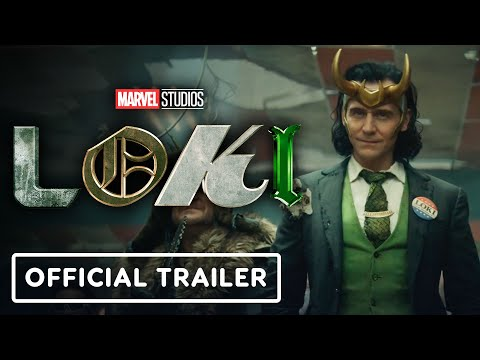 Marvel's Loki - Official (2021) Tom Hiddleston, Owen Wilson - IGN