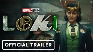 Marvel\'s Loki - Official Trailer (2021) Tom Hiddleston, Owen Wilson