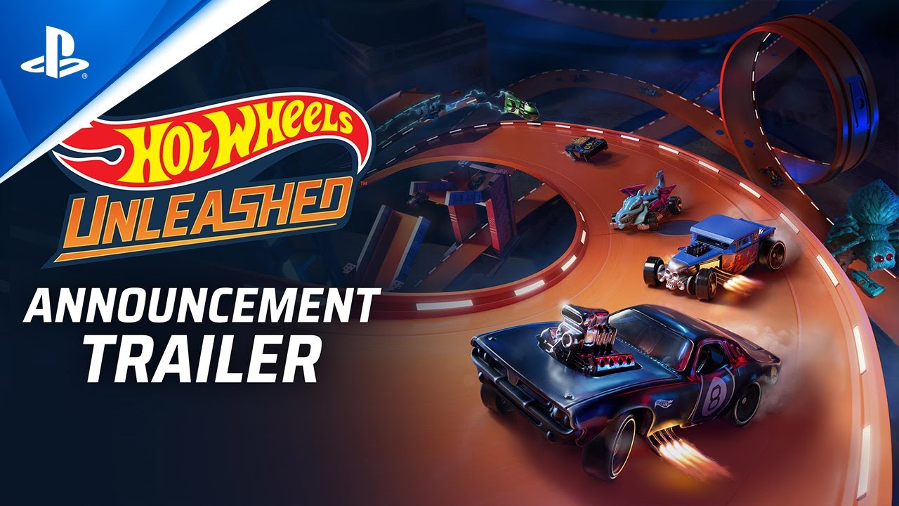 Hot Wheels Unleashed - Announcement Trailer | PS5, PS4