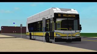 Roblox MBTA XN40 Test