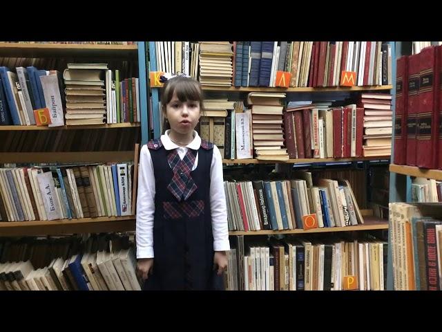 Изображение предпросмотра прочтения – СофьяСинкина читает произведение «Сонуля» Е.В.Липатовой