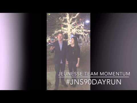Jeunesse 90 Day Run