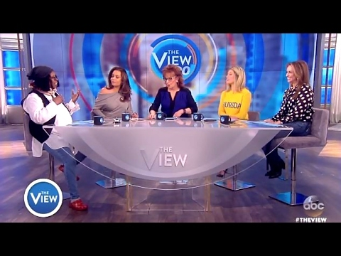 Panel Slams Trump Over Schwarzenegger, Frederick Douglass Comments - The View