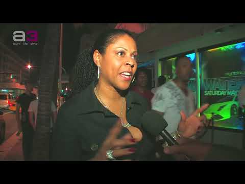 Crystal Waters 'Party In Da Ghetto' Live At The Mynt