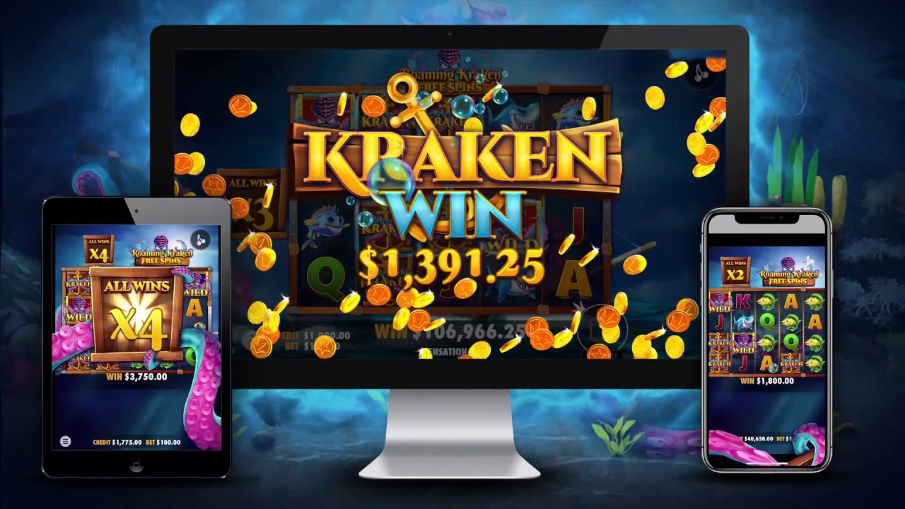 Release the Kraken - Pragmatic Play 5