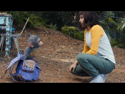 Дора и Затерянный город 6+ трейлер1 рус Dora and the Lost City of Gold