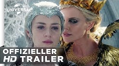 The Huntsman & The Ice Queen - Trailer deutsch / german HD