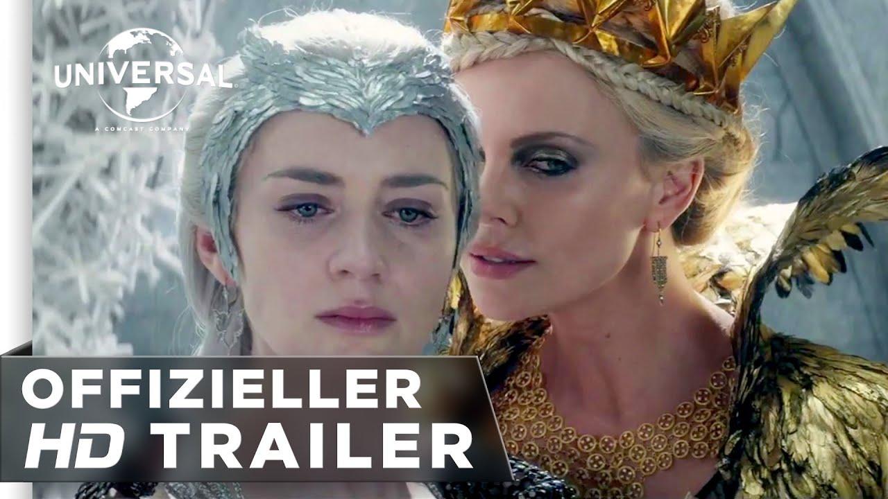 The Huntsman & The Ice Queen - Trailer deutsch / german HD