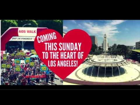 City of Los Angeles Personnel Department AIDS Walk