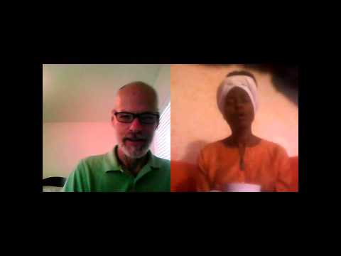 Interview with Sistah Modupe Raw Vegan Soul Food Educator, Coach and Chef Part 1