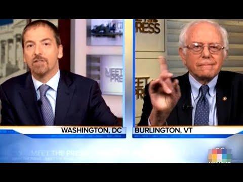 Bernie Sanders Teaches Chuck Todd A Lesson On Medicare For All