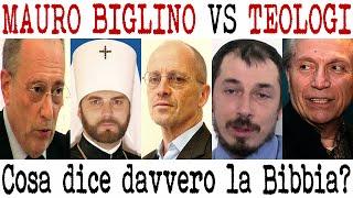 Mauro Biglino E Teologi, Versione Completa Della Conferenza A Milano 6/3/2016