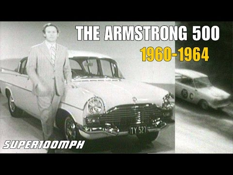 The Armstrong 500 (1960-64)