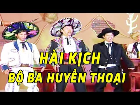 Khẩu Súng Thần Công | Hài Chí Tài, Lê Huỳnh, Văn Chung Mới Nhất 2020 | Hài Kịch Bộ Ba Huyền Thoại
