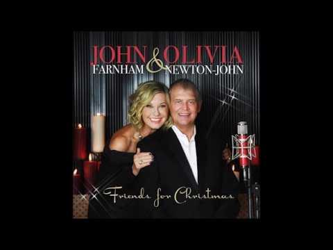Olivia Newton John White Christmas with John Farnham mp3