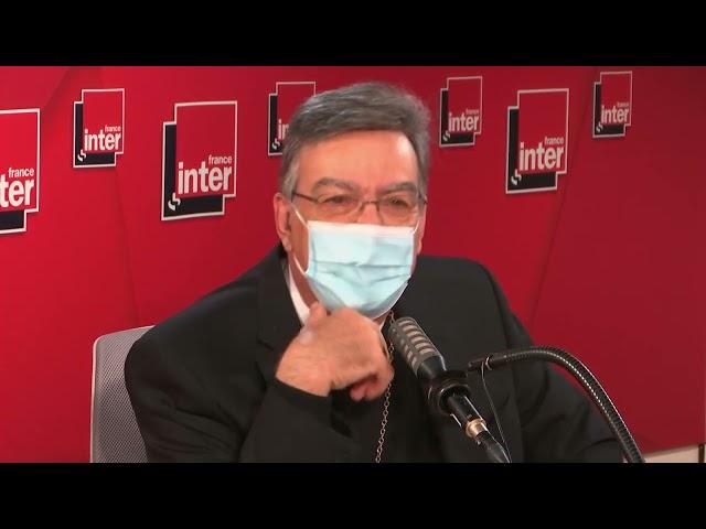 """Mgr Michel Aupetit : """"Aucune indemnité ne peut réparer le mal qui a été fait aux victimes"""""""