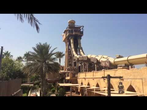 Wild Wadi Waterpark Dubai