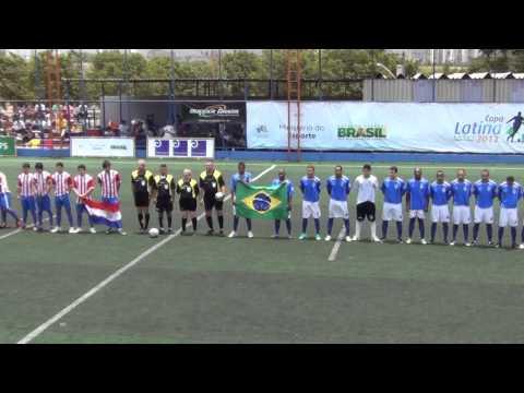 Copa Latina - BRASIL VS PARAGUAI