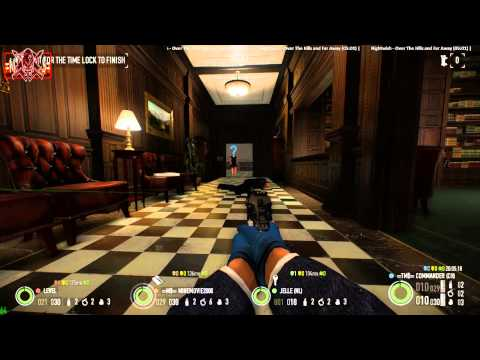 [PAYDAY 2] The Big Bank, Speedrun: 4:44